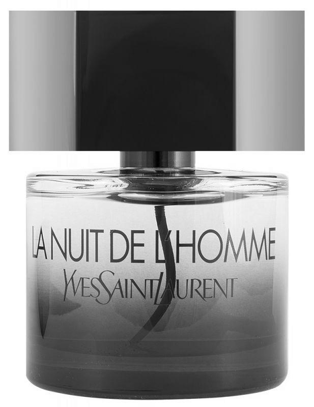 la nuit de l 39 homme eau de toilette 200 ml yves saint. Black Bedroom Furniture Sets. Home Design Ideas