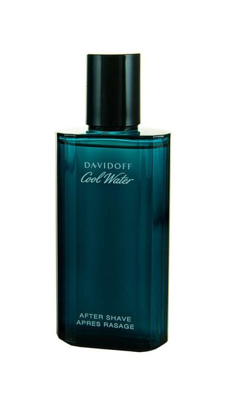 davidoff cool water aftershave lotion for men by davidoff. Black Bedroom Furniture Sets. Home Design Ideas